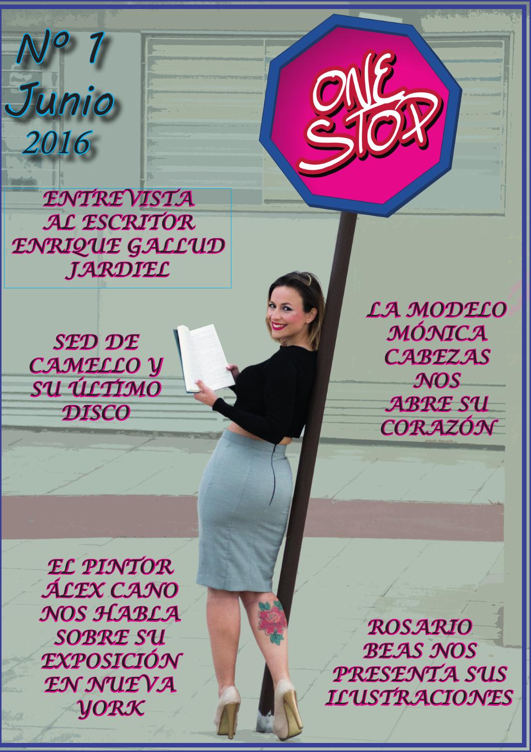 be937d88f One stop junio2016 by Maria Beatriz - issuu