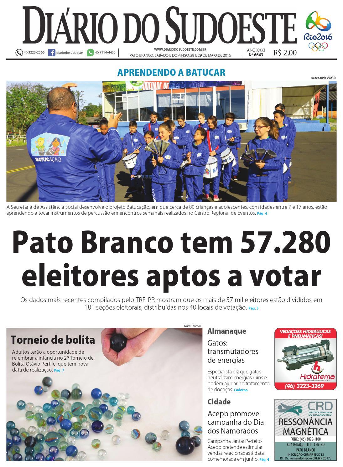7bd552c3b7 Diário do sudoeste 28 e 29 de maio de 2016 ed 6643 by Diário do Sudoeste -  issuu
