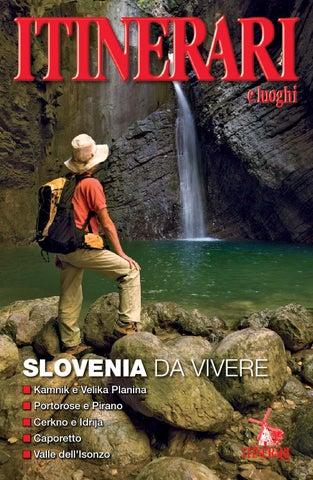 Portorose Slovenia Cartina Geografica.Slovenia Da Vivere By Itinerari E Luoghi Issuu