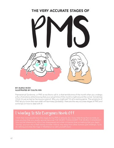 stages of pms