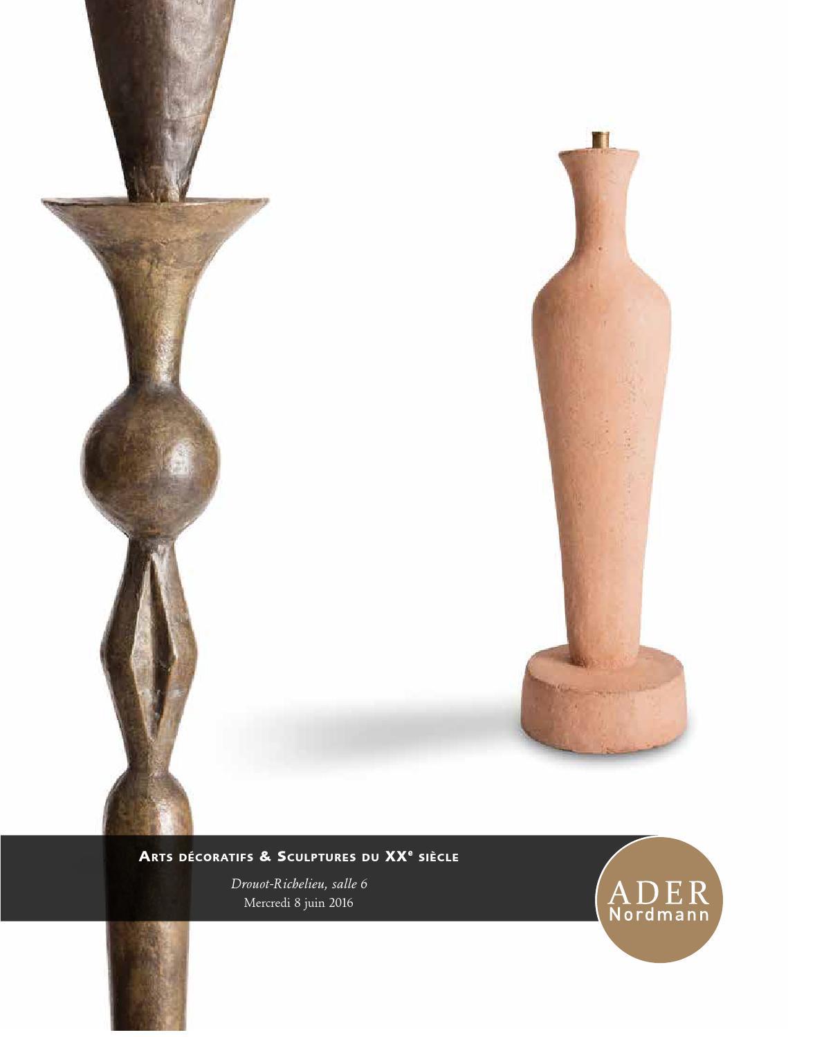 XXe Nordmann et siècle Arts Ader décoratifs Sculptures du q53Rj4AL