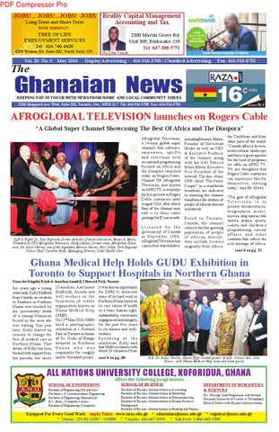 Ghanaian news may 2016 by Razak Ray-Axe Banks - issuu