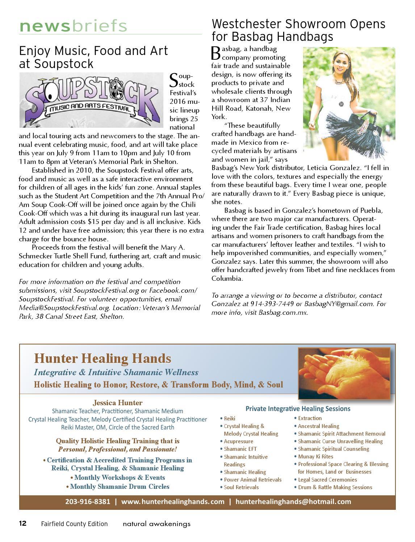 Natural Awakenings Fairfield County June 2016 By Natural Awakenings