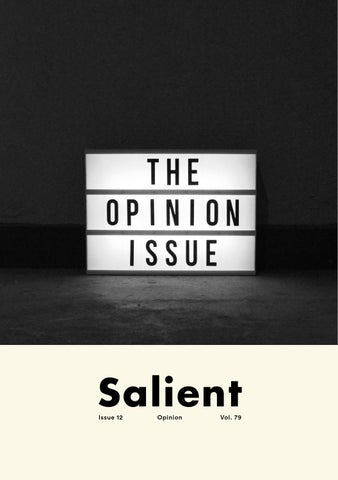 Opinion | Issue 12