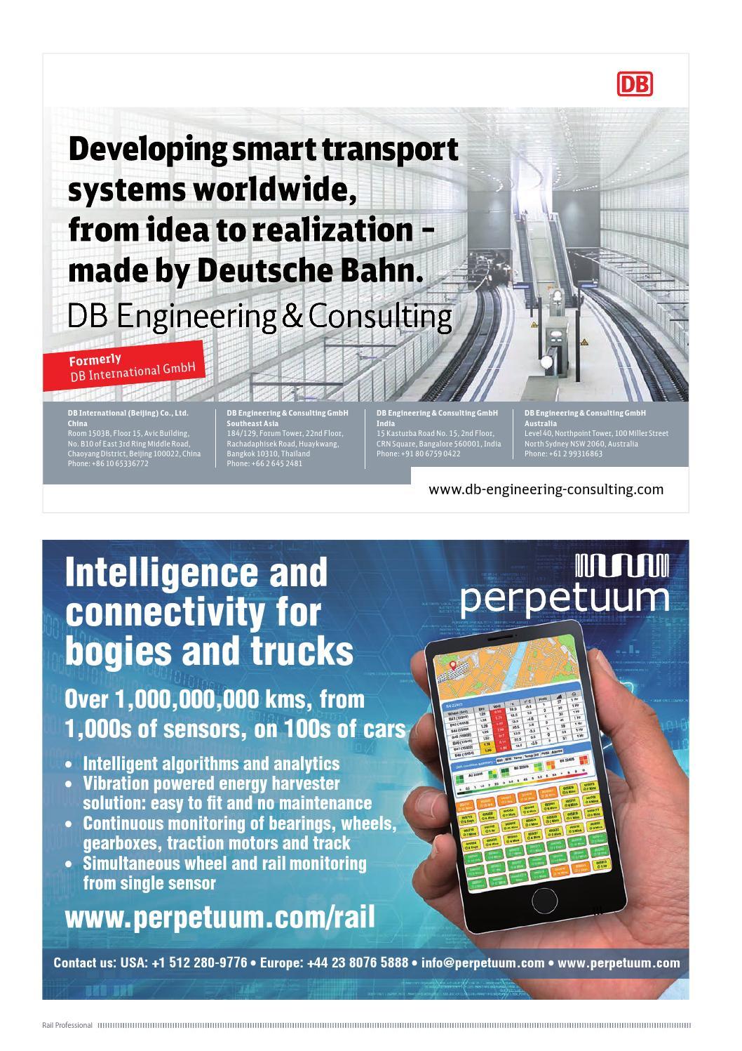 RAIL PROFESSIONAL ASIA PACIFIC - JUNE 2016