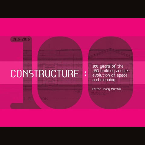 Constructure 100 Years Of The JAG Building And Its Evolution