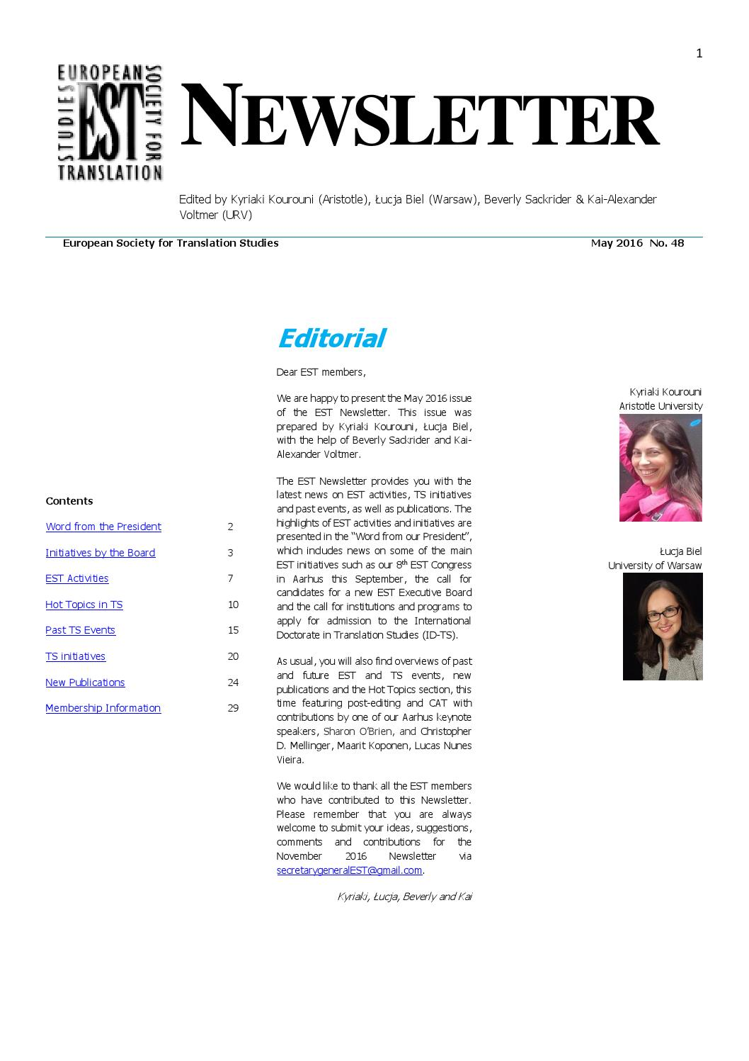 2016 48 est newsletter by european society for translation studies 2016 48 est newsletter by european society for translation studies issuu fandeluxe Images