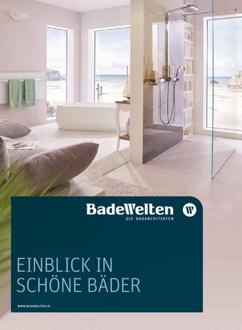Badewelten Magazin 2016 1 By Bircher Sanitar Issuu