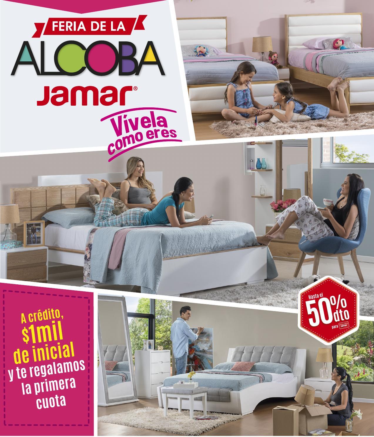 Cat logo feria de la alcoba jamar 2016 barranquilla by www for Mueble jamar