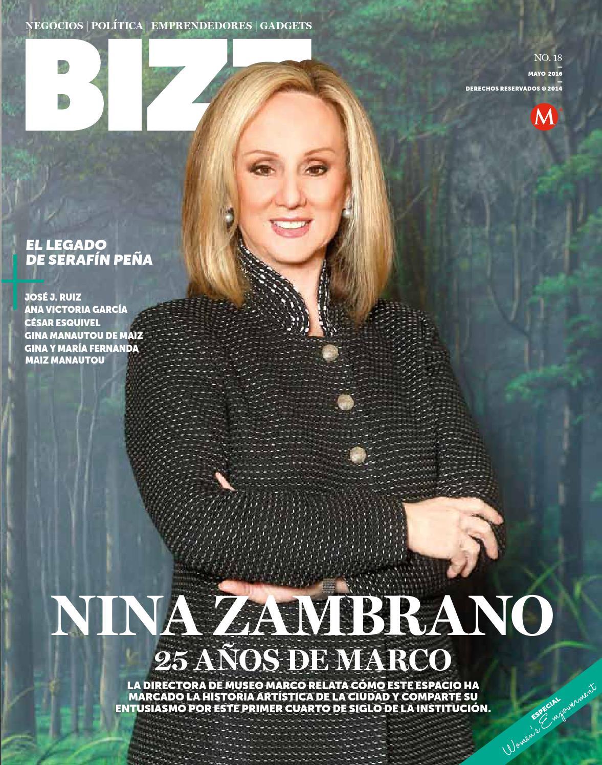 Bizz, núm. 18, may/2016 by Milenio Diario Monterrey - issuu