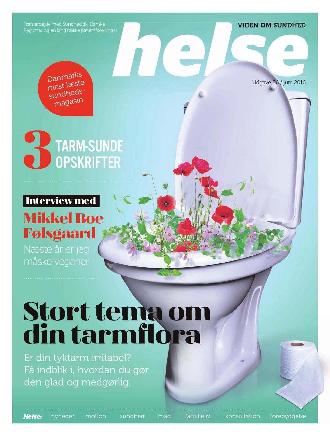 Picture of: Helse 2016 06 By Mediegruppen Design Kommunikation Issuu