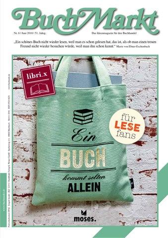 Buchmarkt Leseprobe Verlagsanzeigen 06 2016 By Buchmarkt Issuu