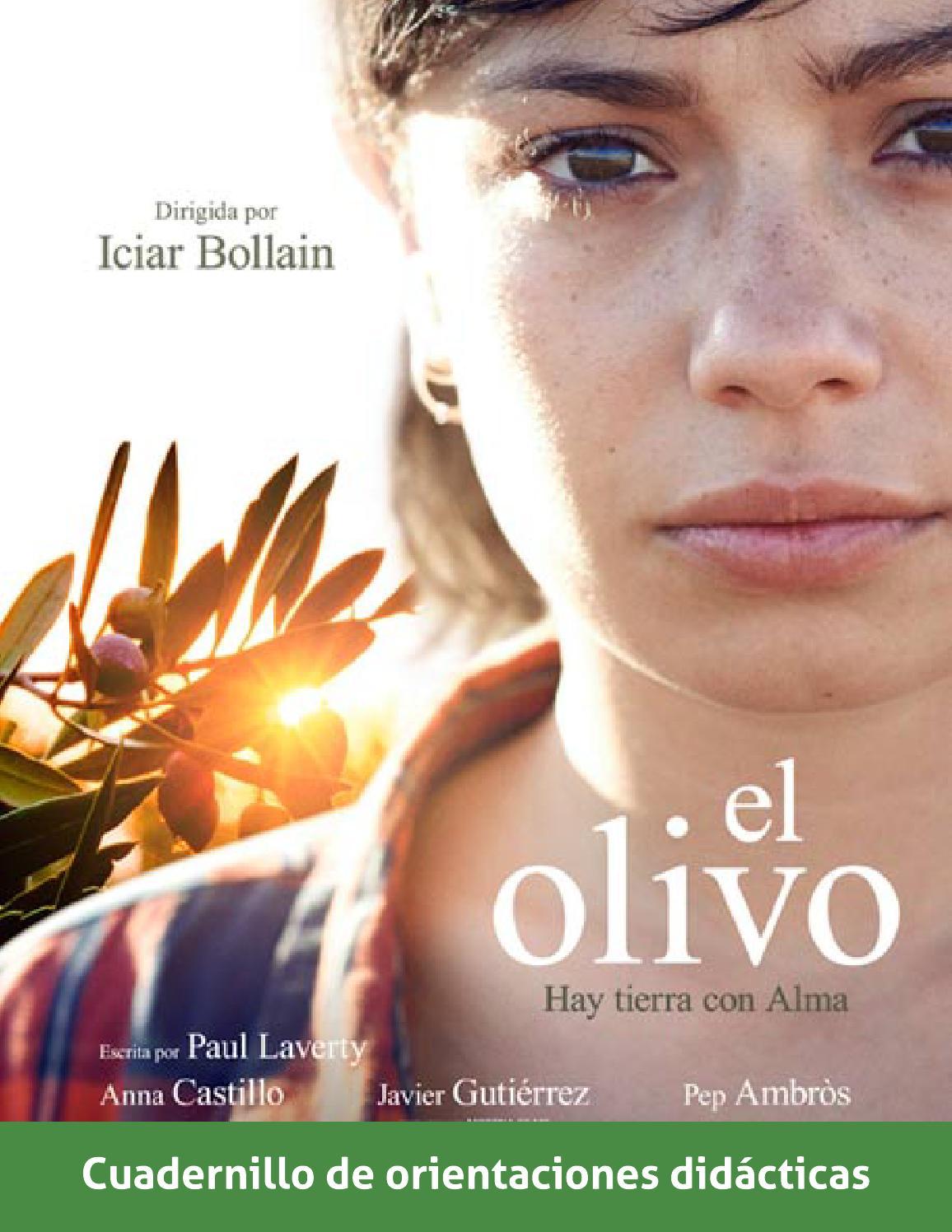 Cuadernillo De Orientaciones Didácticas Del Film El Olivo De Icíar Bollaín By Elolivo Edu Issuu