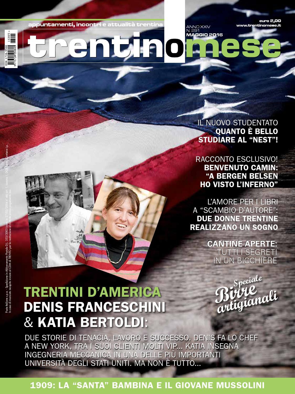 TrentinoMese maggio 2016 by Curcu Genovese - issuu 01df5906d3f