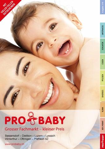 PRO BABY Katalog 1 2016 by PRO BABY Schweiz issuu