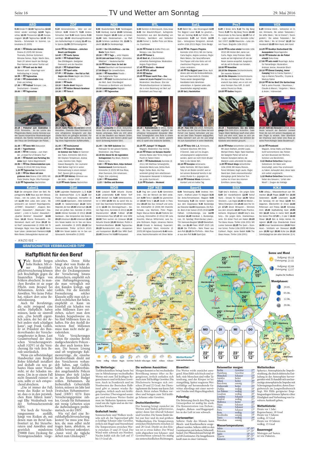 Sonntagszeitung_29.5.2016 by SonntagsZeitung - issuu