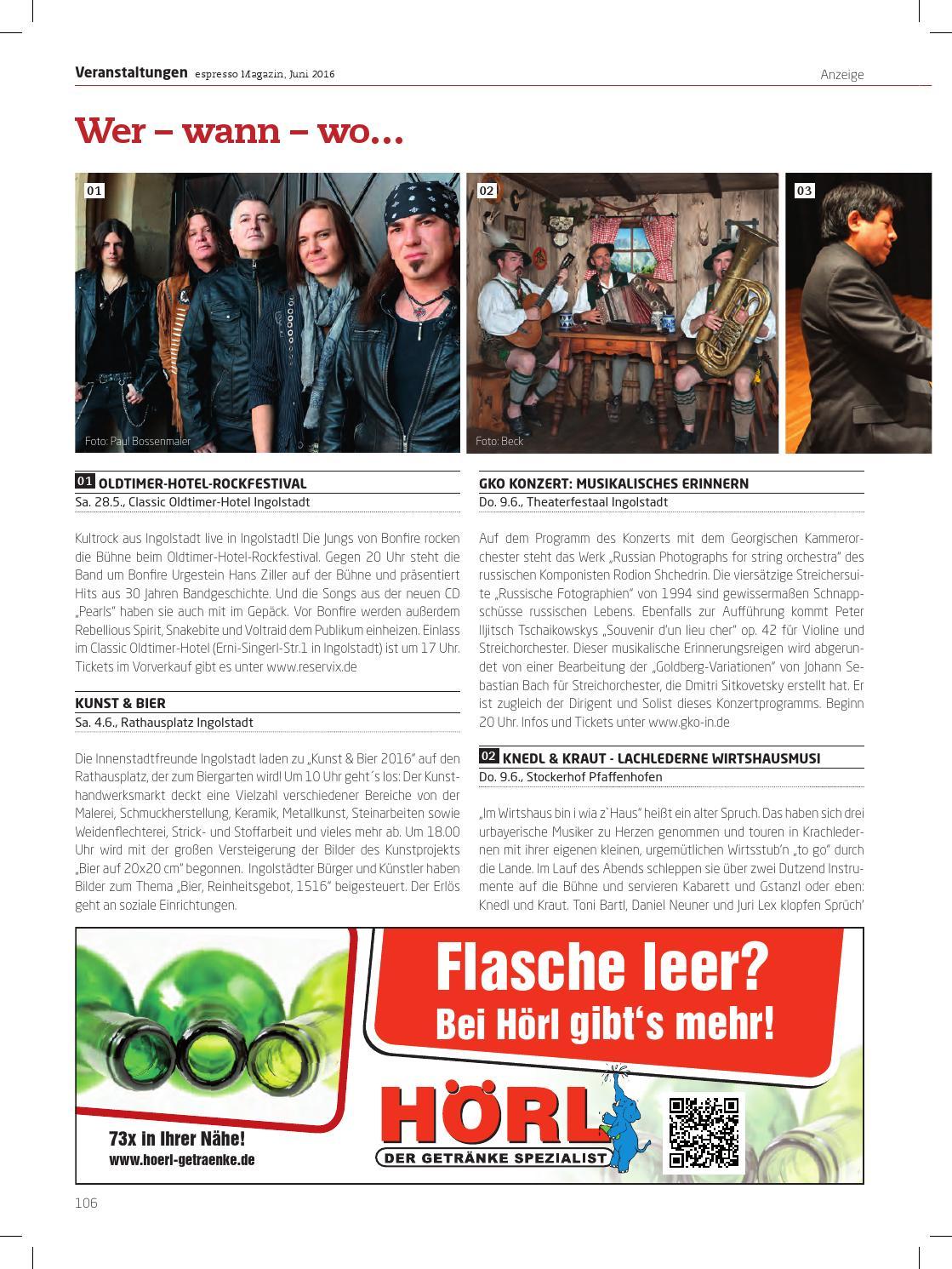 espresso Magazin Juni 2016 by espresso Magazin - issuu