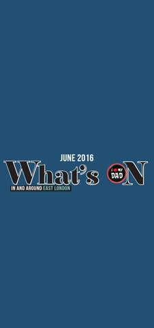 June What     s On online Issuu
