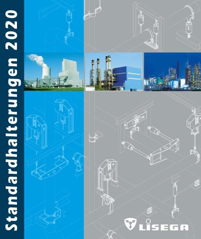 LISEGA Standardhalterungen 2020 by LISEGA Group - issuu