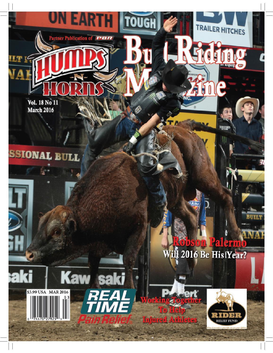 This little mutton - Humps N Horns Bull Riding Magazine
