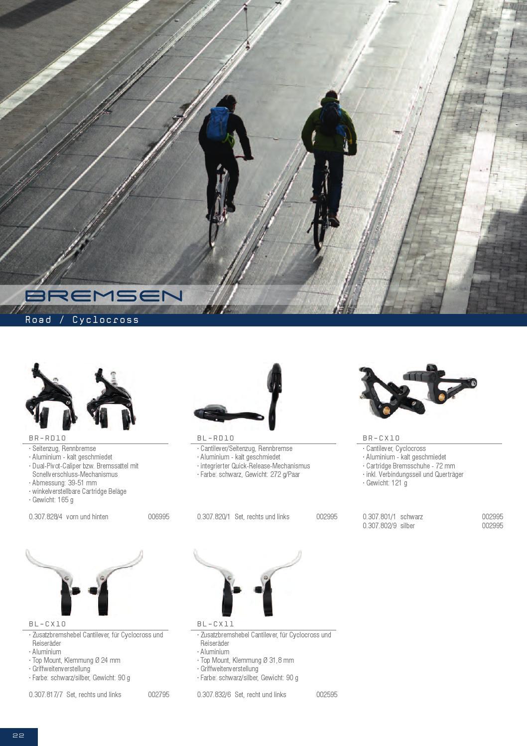 Fahrrad-Bremsscheibe CDR-1 6-Loch 160 mm 130 g Edelstahl
