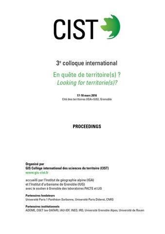 cist2016-proceedings-web by gis-cist - issuu e793add5726a