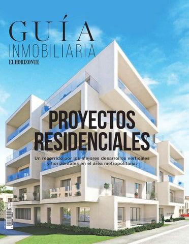 Gu a inmobiliaria mayo 2016 by estilo de vida el for Guia inmobiliaria