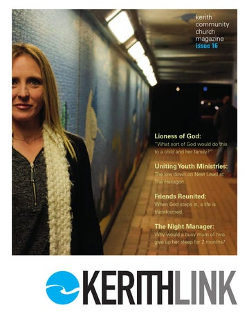 Kerith Link 16 by Kerith Community Church - issuu