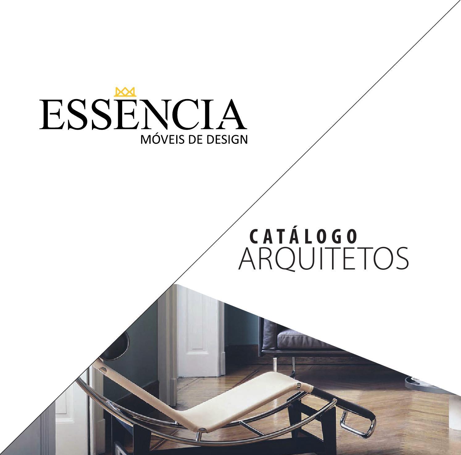 Essência Móveis De Design: Catálogo Arquitetos III By Essência Móveis De Design