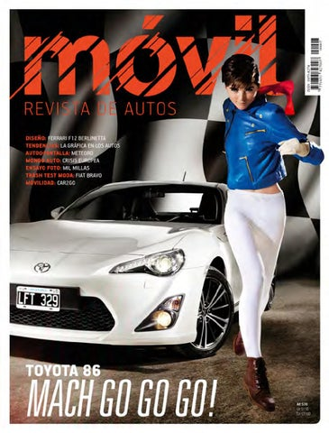 new concept ff78b 3f5d3 Móvil - Revista de Autos  7 by Revista Móvil - issuu