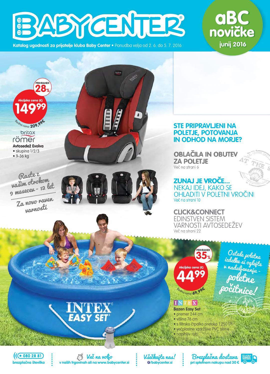 Baby Center - aBC novičke - junij 2016 by Baby Center d.o.o. - issuu