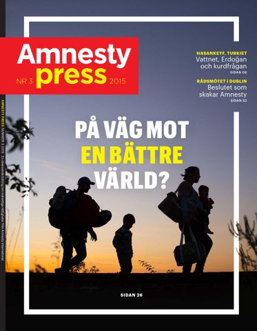 Amnesty kurder anklagas for krigsbrott