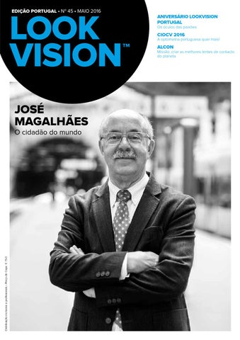 2d4d8a996f Lookvision45 issuu by LookVision Portugal - issuu