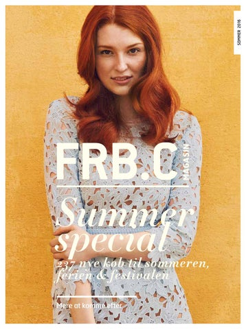 47db17cfa94e FRB.C Shopping Summer Special 2016 by FRB.C Magasin - issuu