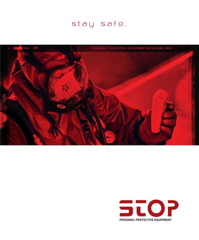 702617cdaf33 Stop personal protective equipment 2015 by STOP - issuu