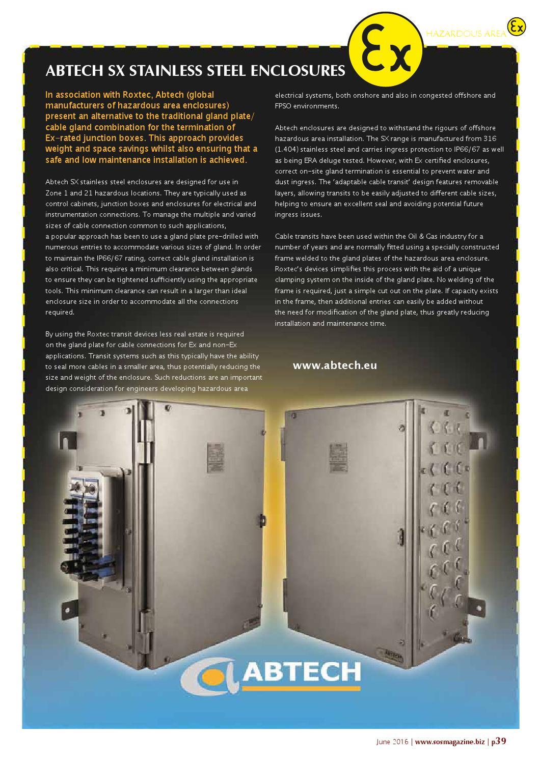 Subsea & Offshore Magazine June 2016 by sosmagazine biz - issuu