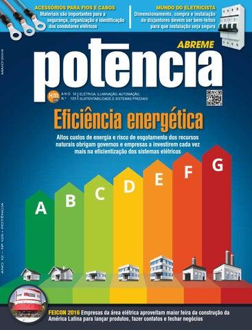 317c0cdd164 Revista Potência - Edição 125 - Maio de 2016 by Revista Potência - issuu