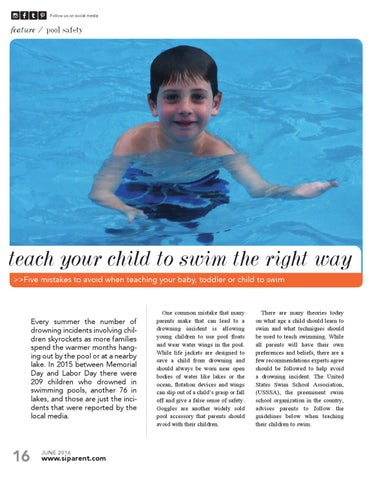 Staten Island Parent Magazine June 2016 By Staten Island Parent Issuu