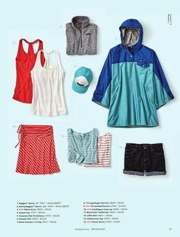 f7f982b944f42 Patagonia Summer 2016 Catalog (U.S.) by Patagonia - The Cleanest ...