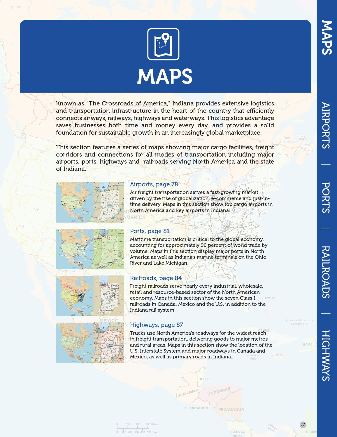 100 Map Of United States Showing Major Airports  Six Maps That