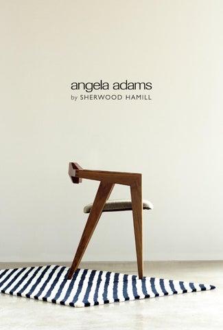 angela adams furniture. Page 1 Angela Adams Furniture T