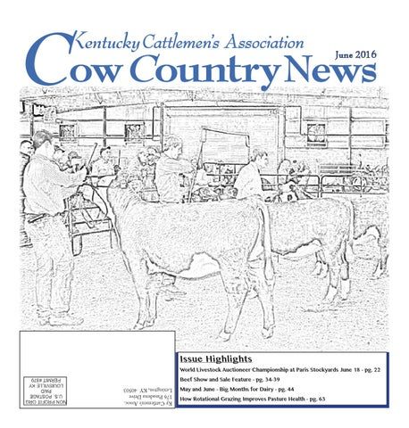 Cow Country News