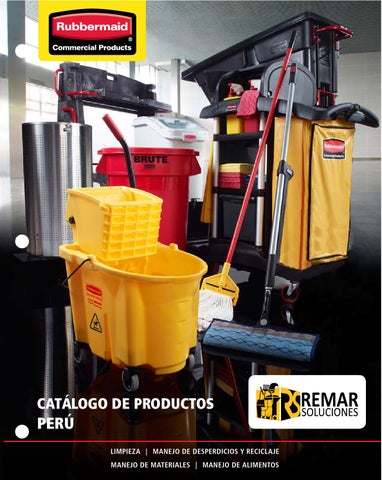Rubbermaid peru catalogo 2016 by carlos remar issuu for Catalogo de articulos de cocina