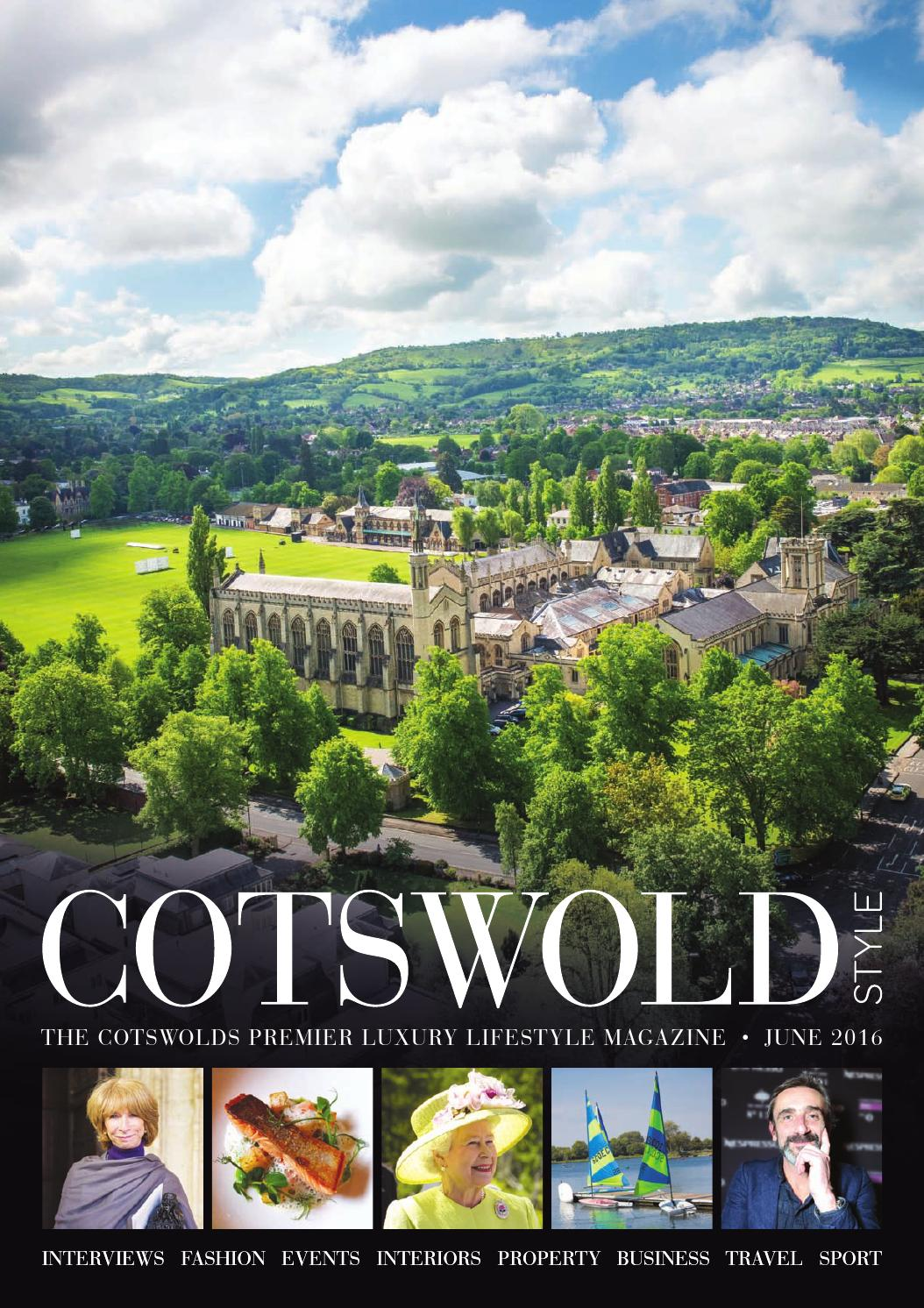Cotswold U /& Y-Stand