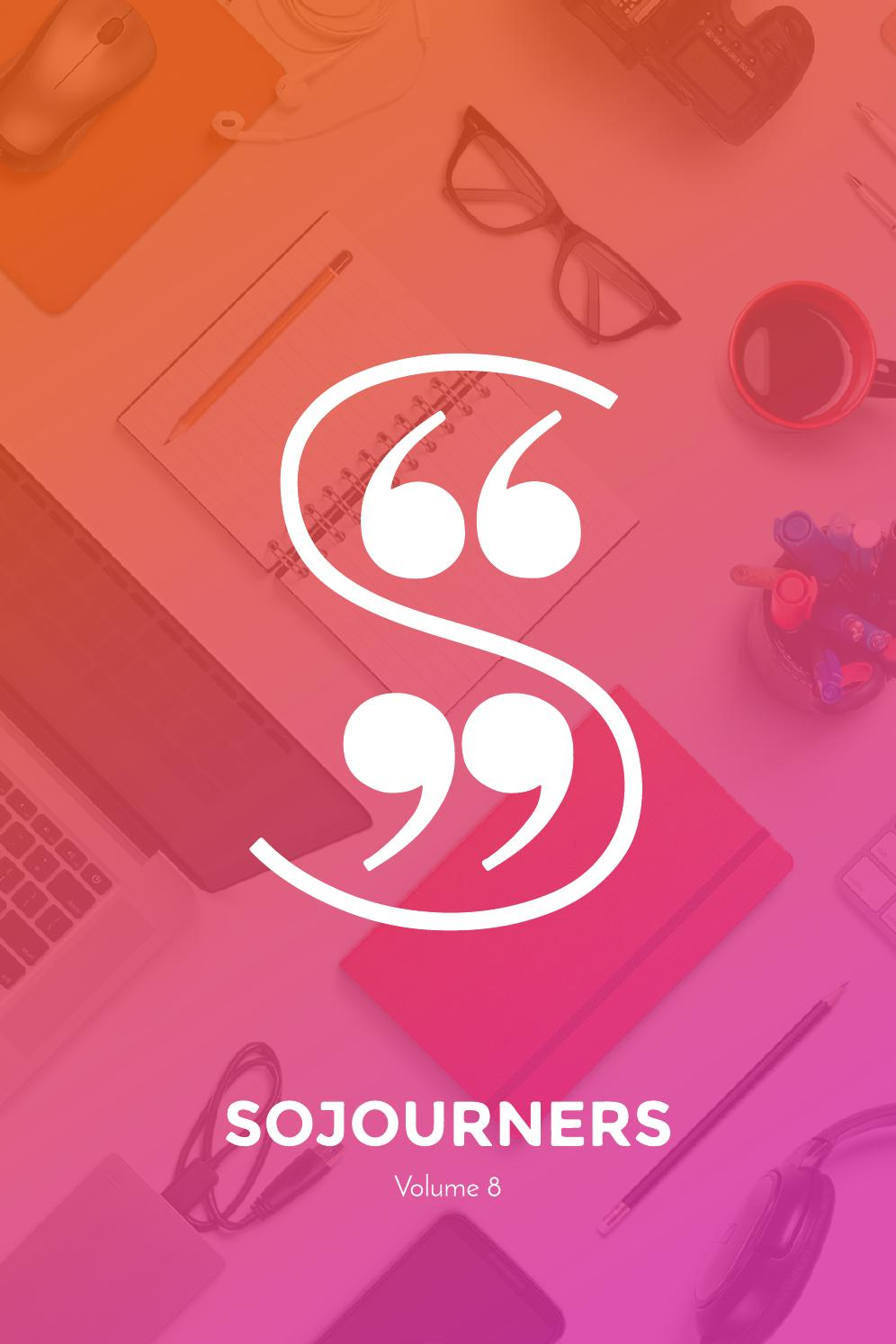 Sojourners Volume 8 (2016) by Sojourners Undergraduate Journal of ...