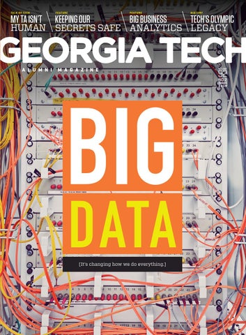 innovative design 5c4f0 34fb0 Georgia Tech Alumni Magazine, Vol. 92, No. 2 2016 by Georgia Tech ...
