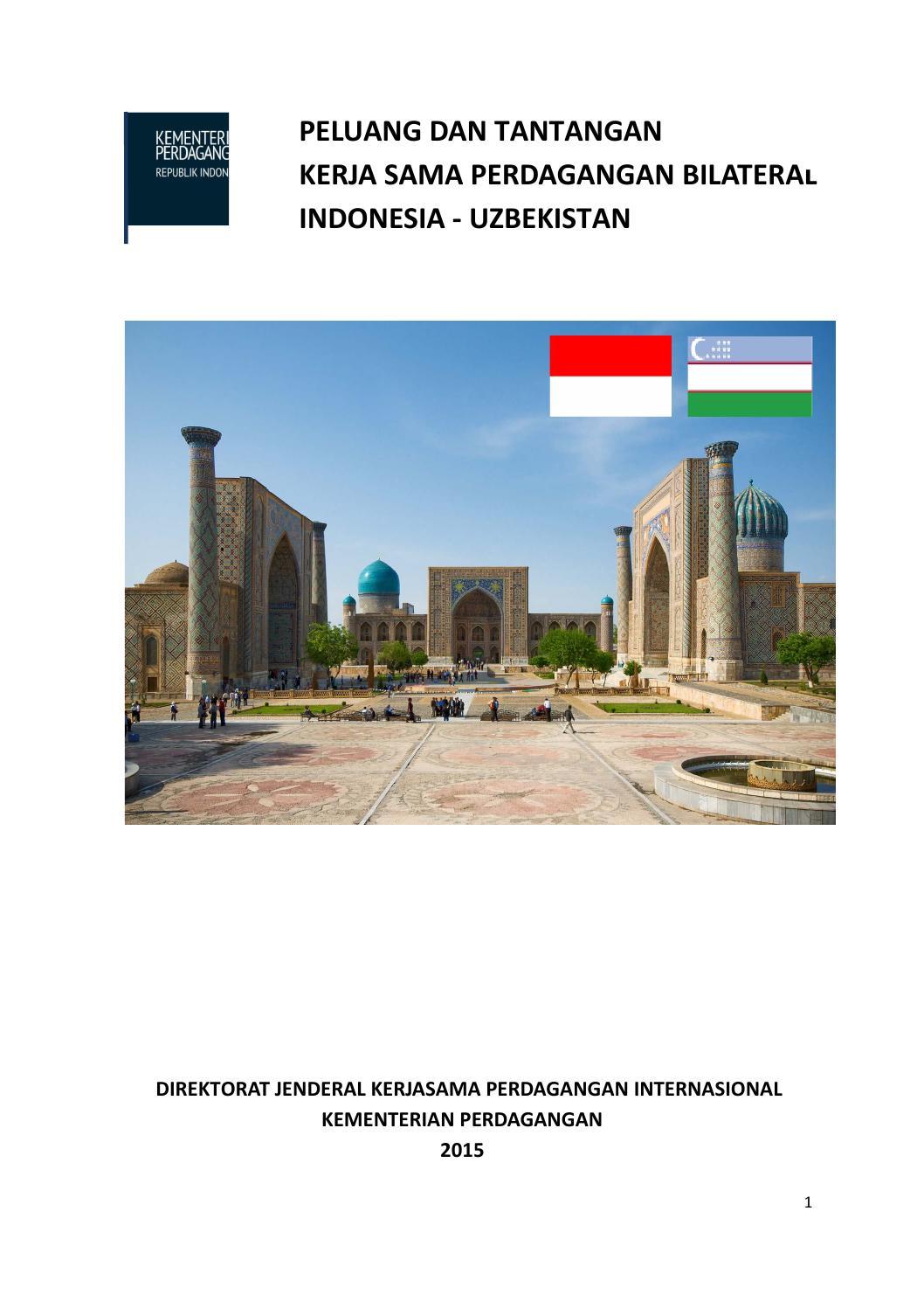 Booklet Uzbekistan 2015 By Asasia Fitria Issuu
