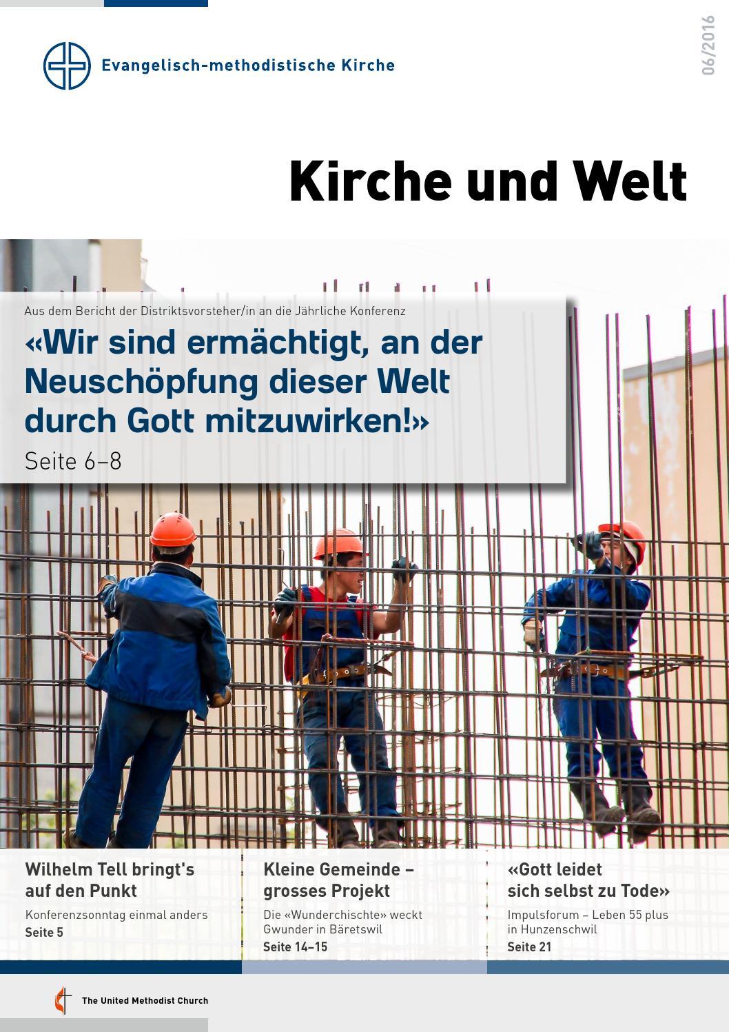 Kirche und Welt 6/2016 by Evangelisch-methodistische Kirche Schweiz ...