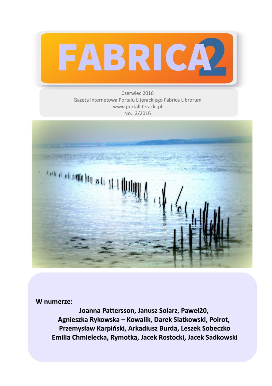 Fabrica 22016 By Fabrica Librorum Issuu