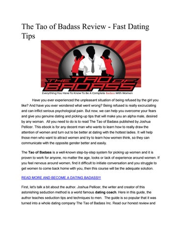 Fast seduction tips